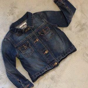 🌞 Girls jean jacket